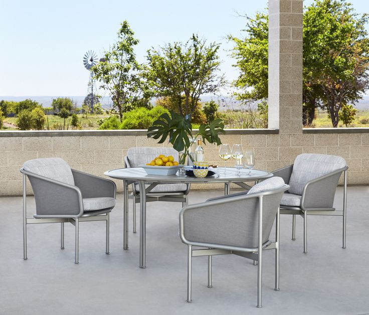 Verge Dining · Brown JordanOutdoor FurnitureDining Table