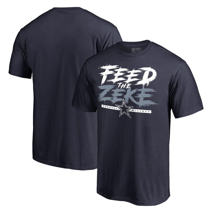 dallas cowboys authentic font long sleeve nfl t shirt dark grey 3e74a4686