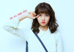 Biodata lengkap Kim So hyun