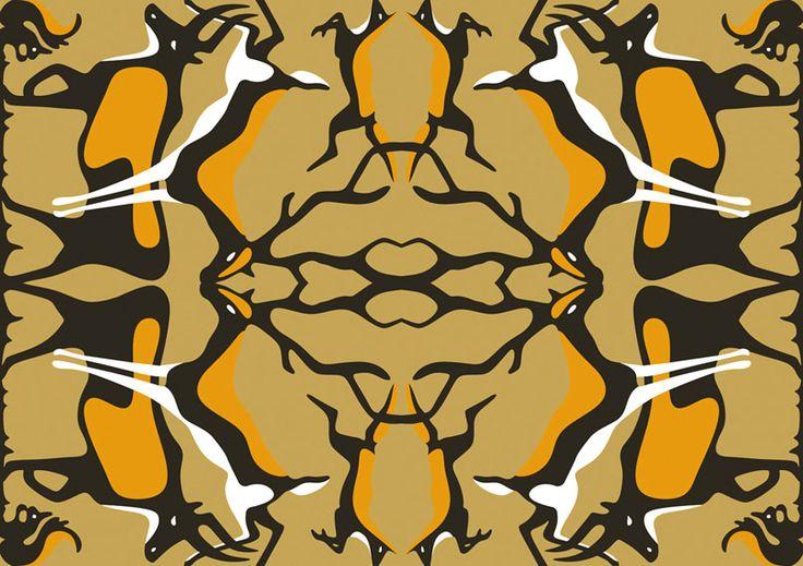 Alfombra Animalia - Carpet Animalia