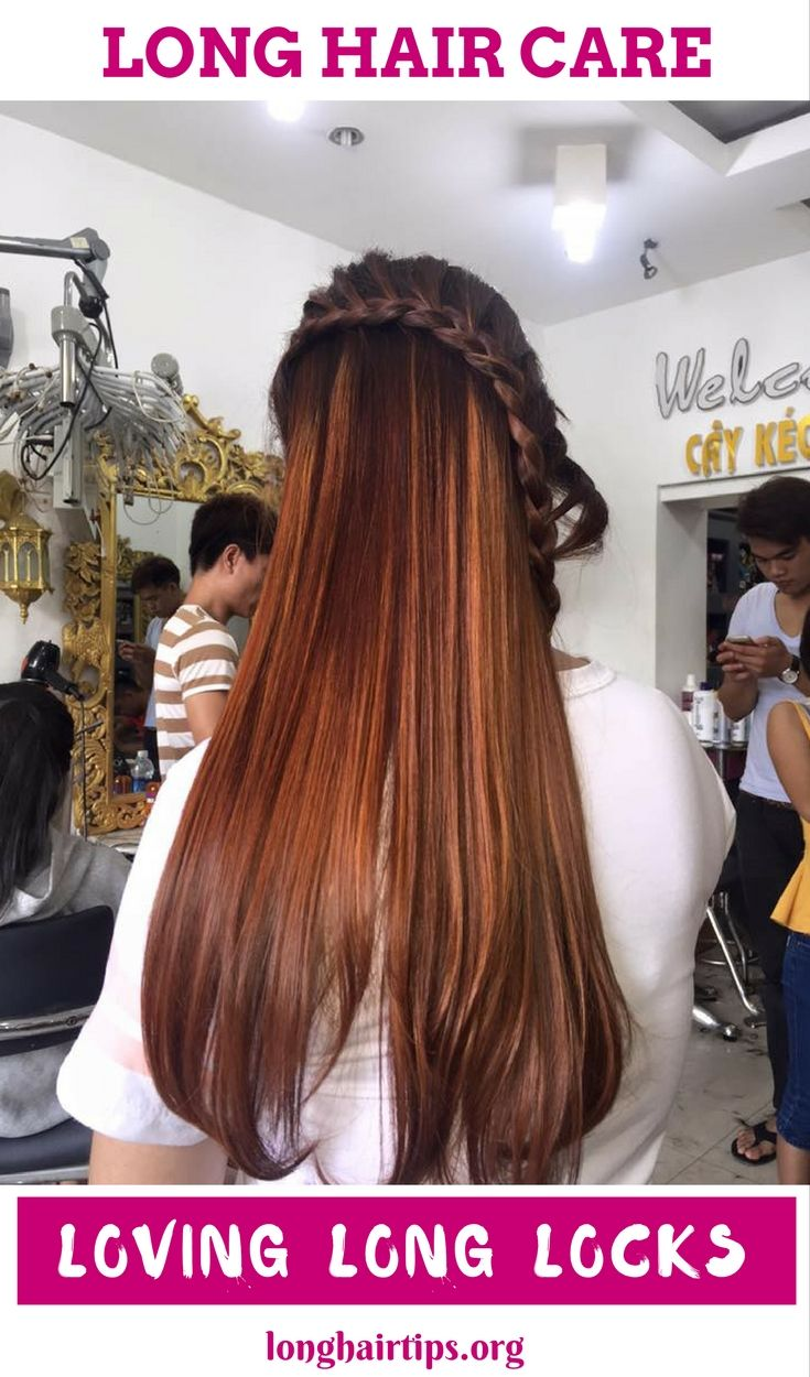 Multi Colour Dip Dyed Hair