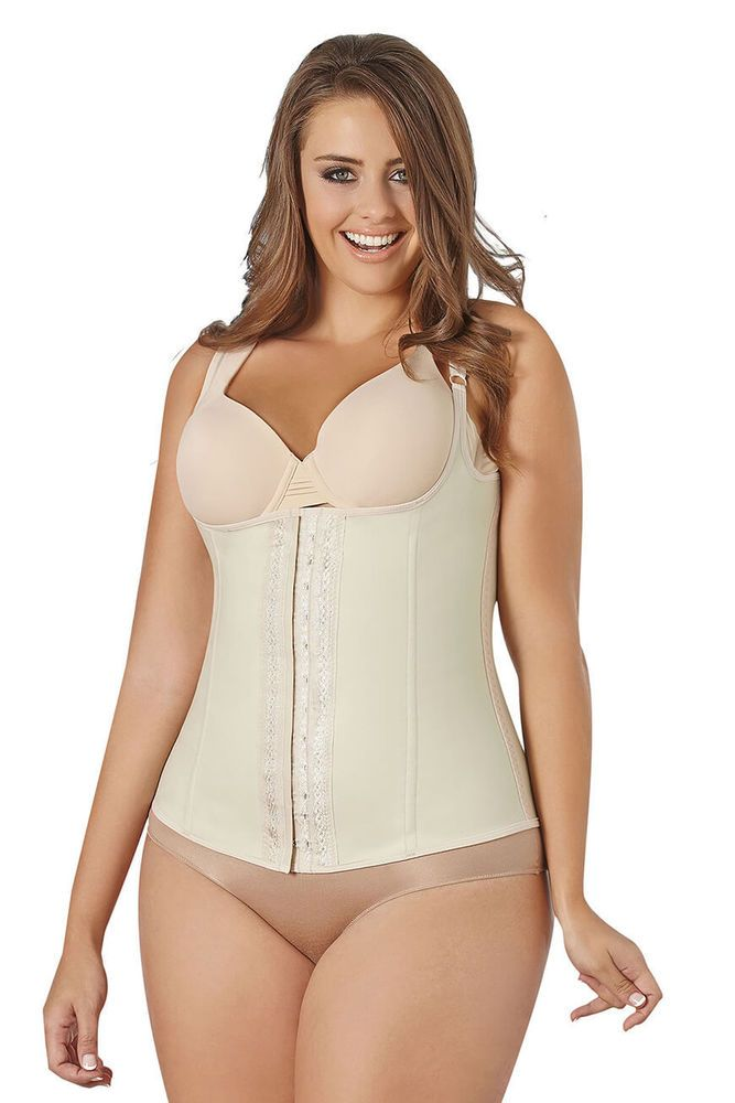 6298dca218 Cocoon Plus Size Anti-Allergy Waist Trainer Vest ~ Fajas Reductoras to Size  5X  Cocoon  WaistCinchers