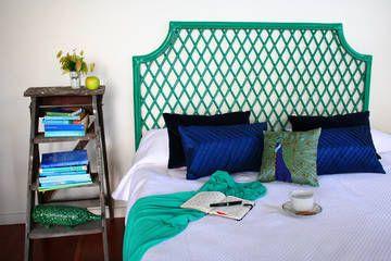 Esmeralda Bed Head l Eco friendly headboards online l Vintage Furniture