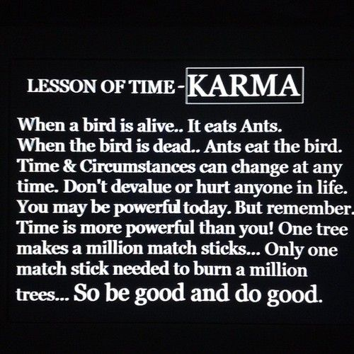Karma Quotes For Relationships Tumblr Traffic Club