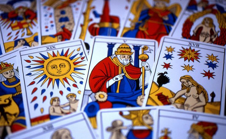 THE TAROT OF MARSEILLE http://www.the-medium-maria.com/free-trial-offers/free-psychic-reading-online.html #MediumMaria #Tarot #Numerology