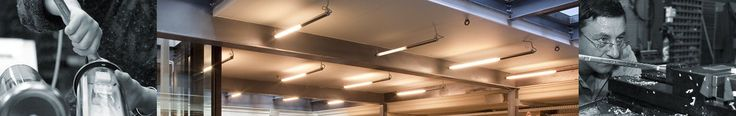Luminaires manufacturer in France, industrial lighting specialist