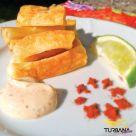 Frite du yuca