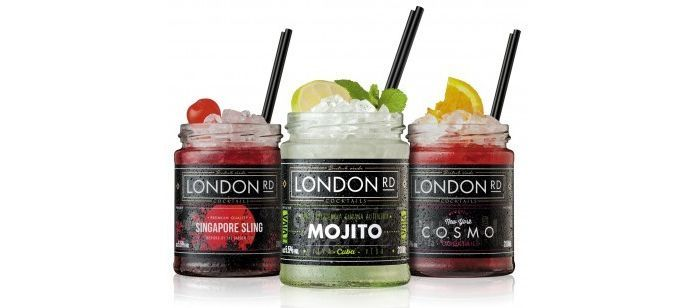 fruity mixed drink - The London Rd. fruity mixed drinks by Global Brands offers a line of pre-made cocktails that are designed to be ready to drink and serve straight f...