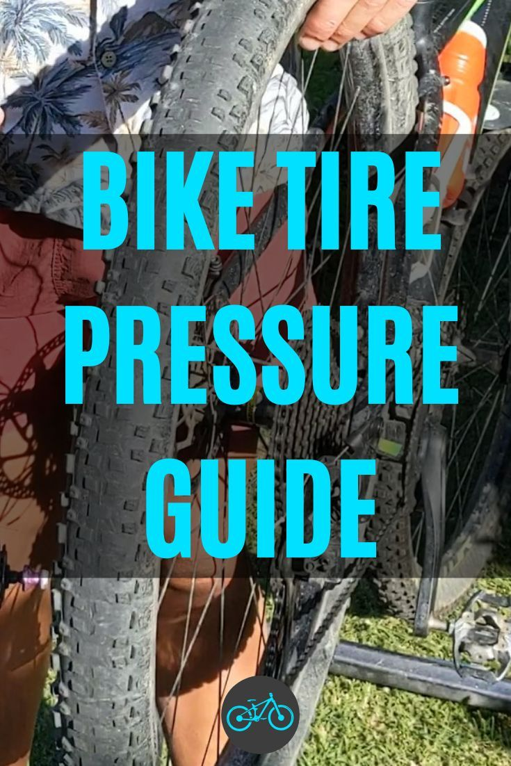 Tire Pressure For Mountain Bike