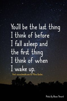 Inspirational Goodnight Quotes for him or her images from www.bmabh.com-Goodnight Messages. Follow us for more awesome quotes: https://www.pinterest.com/bmabh/, https://www.facebook.com/bmabh