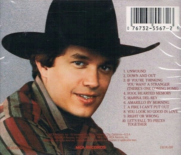 77 best george strait king of country music also a true texan greatest hits back cover 1985 m4hsunfo Gallery