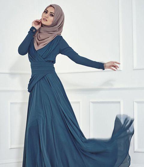 pakaian sari india muslim