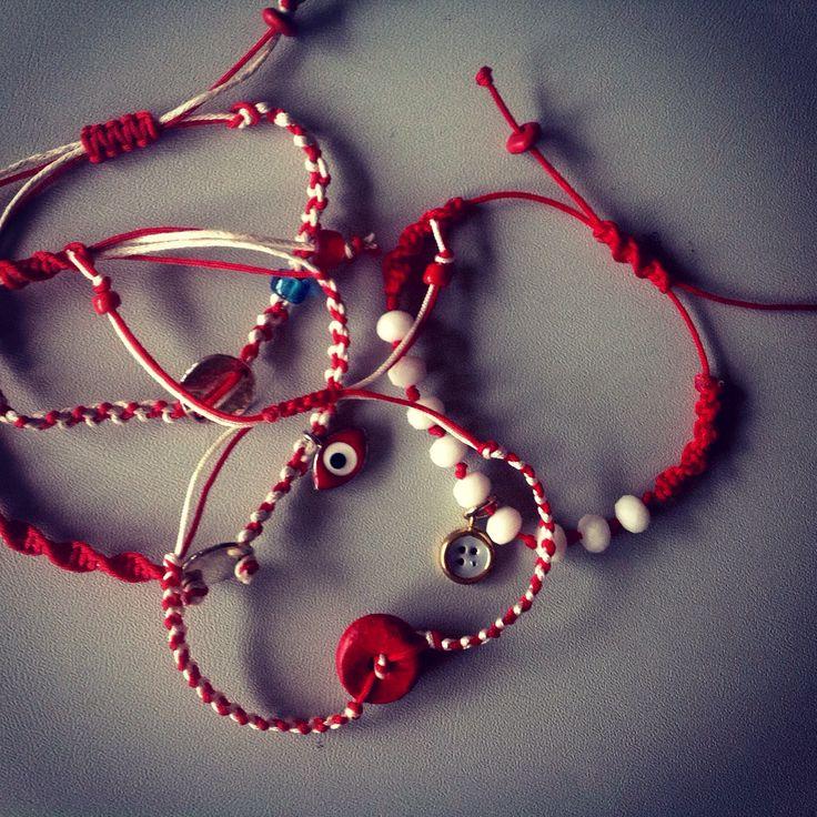 """""""Martis"""" bracelets...by vivi markoni"""
