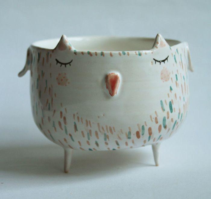 Famoso Oltre 25 fantastiche idee su Ceramiche fatte a mano su Pinterest  TI15
