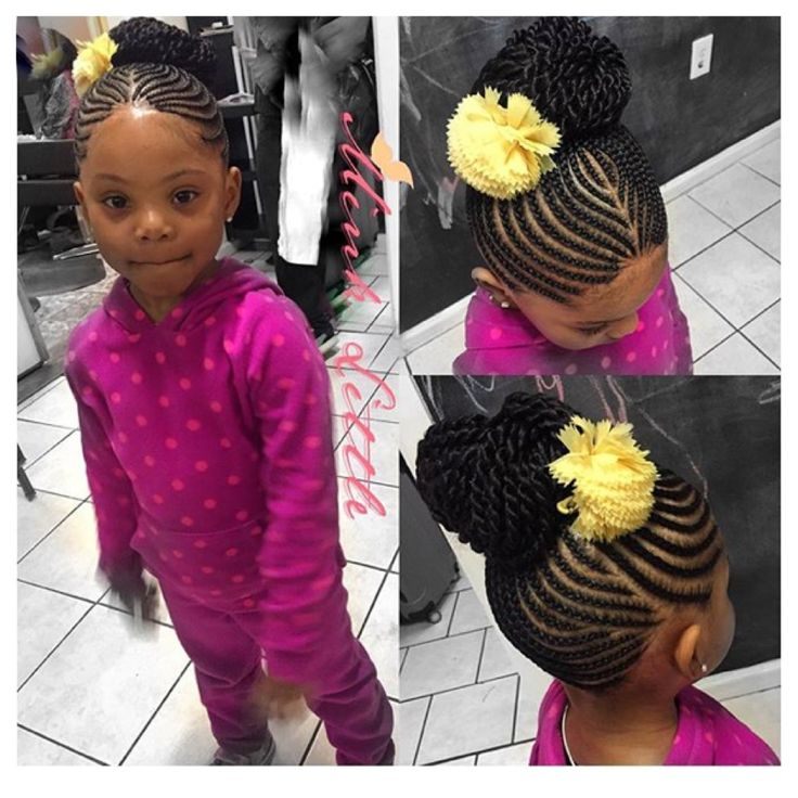 Kids Hairstyles For Girls Adorable 228 Best  Kids Hairstyles ✨ Images On Pinterest  Natural