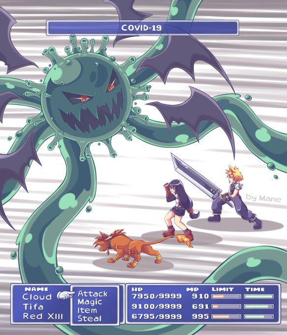 Appmarsh Com On Twitter Final Fantasy Funny Final Fantasy Cloud Final Fantasy Artwork