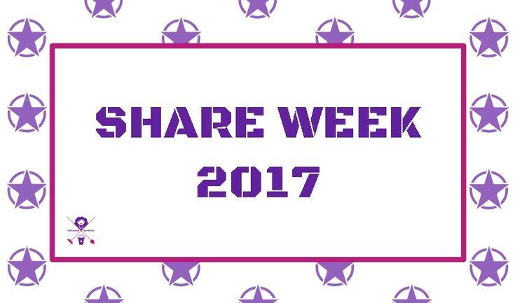 SHARE WEEK 2017, czyli co zwykłam czytywać | PORZĄDKOODPORNA