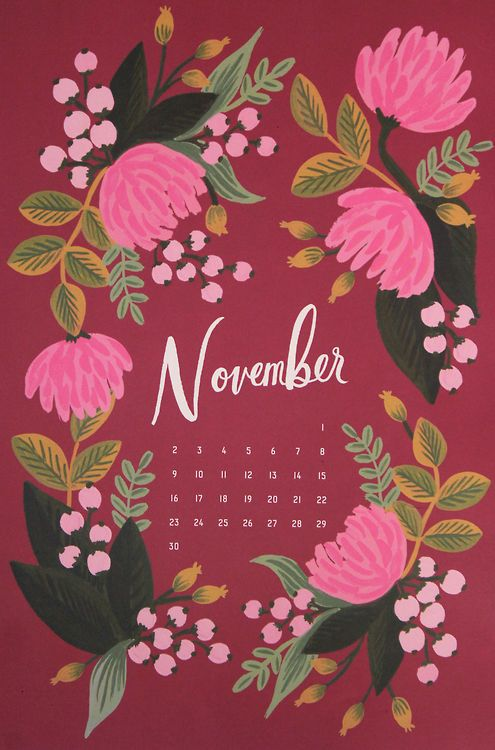 Make It A Wonderful Month