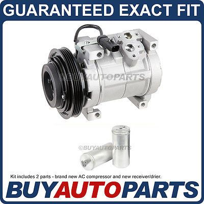 awesome PREMIUM QUALITY NEW AC COMPRESSOR & CLUTCH WITH AC DRIER FOR DODGE NEON SRT4 - For Sale View more at http://shipperscentral.com/wp/product/premium-quality-new-ac-compressor-clutch-with-ac-drier-for-dodge-neon-srt4-for-sale/