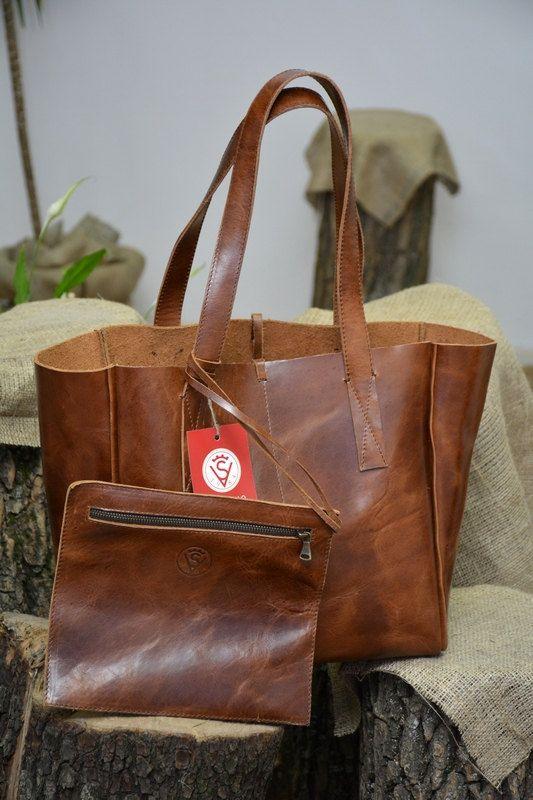 Special ladies leather bag Особенная женская кожаная сумочка без подкладки by VittorioSafinoBag on Etsy