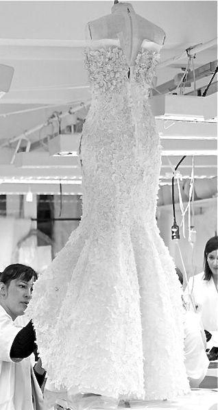 J adore white dress h and m