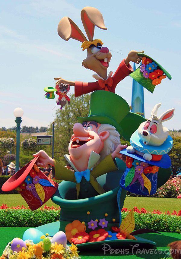 Easter Wonderland Disney With Images Disney Tokyo Disney Parade Disney Easter