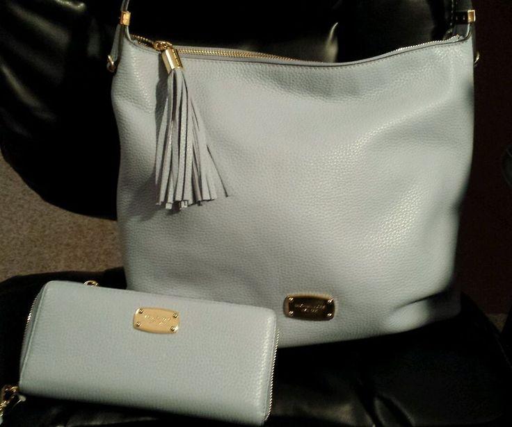 Michael Kors Purse & Wallet Bedford Large Shoulder Bag Jet Set NWT Retail $496 #MichaelKors #ShoulderBag