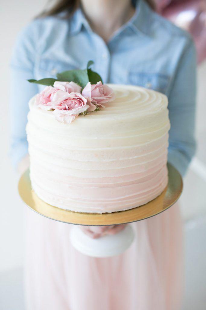 Beste Vanillekuchen & Vanille Zuckerguss Rezept