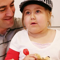 Ashtyn Carrier was 7 when she was diagnosed with a rare immune-system disorder called Hemophagocytic Lymphohistiocytosis, better known as HLH. Ashtyn and her dad talk about their experience leading up to the transplant at Cincinnati Children's.