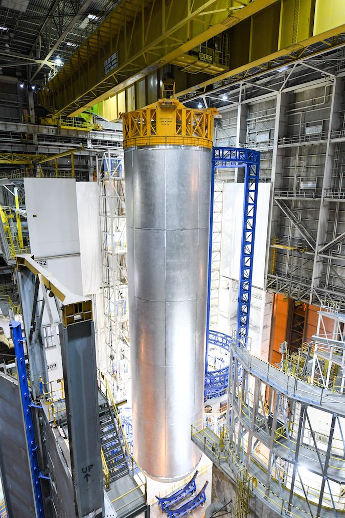 NASA expects first Space Launch System flight to slip into 2020 – Spaceflight Now