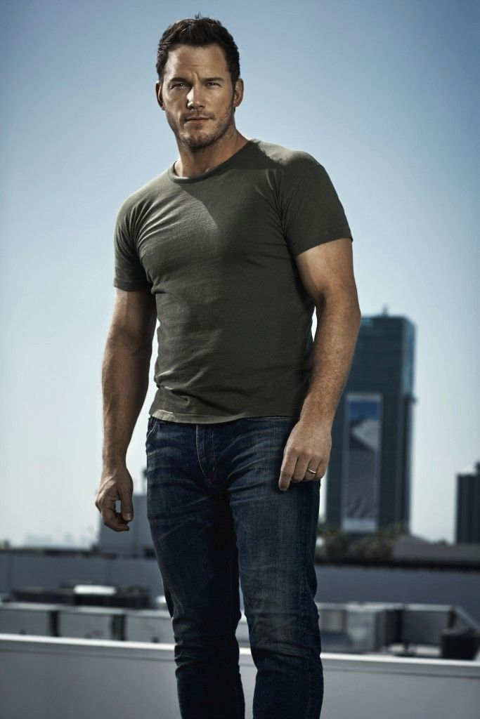 So my mom is dreamcasting Chris Pratt for Ben in The Healing Edge Series. :) What do you think?