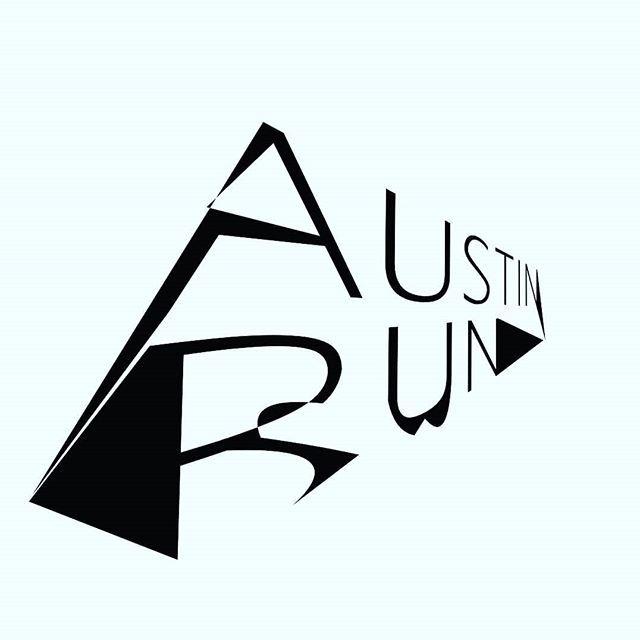 #thirtylogos  #day7  #logo for Austin Run: Charity Run  @thirtylogos #dailylogochallenge #dailydoodle #doodleaday #doodlesofinstagram