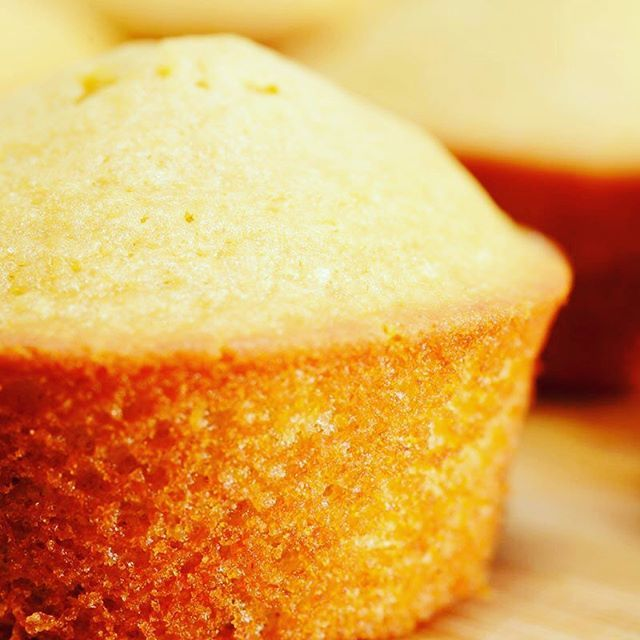 These yummy orange-lemon muffins may appear simple but they are one of our best sellers!! #muffins #orangelemon #glutenfree #glutenfreemuffins #yummy #peartreebakery #tbay #thunderbay