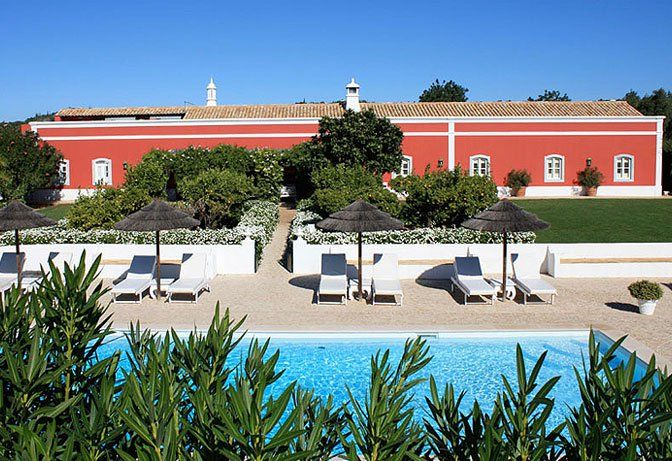 Quinta Da Cebola Vermelha, Boliqueime, Portugal   small luxury hotels, boutique hotels