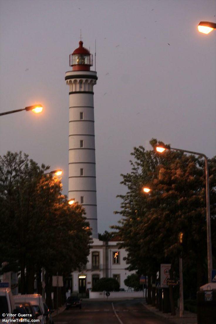 Vila Real De Santo Antonio Lighthouse Portugal