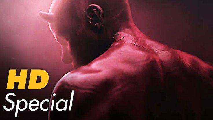 MARVELS DAREDEVIL Series Intro (2015) Netflix