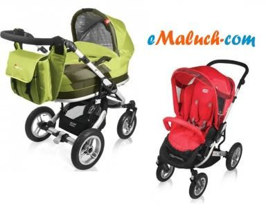 ESPIRO GTX Wózek wielofunkcyjny 3w1 FOTEL MULTI B