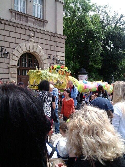 Balloon's dragon