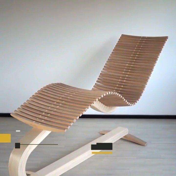 Wooden Lounger Chair Follow Troomwoodworking Loungers Chair Woodworking Projects Diy Diy Woodworking