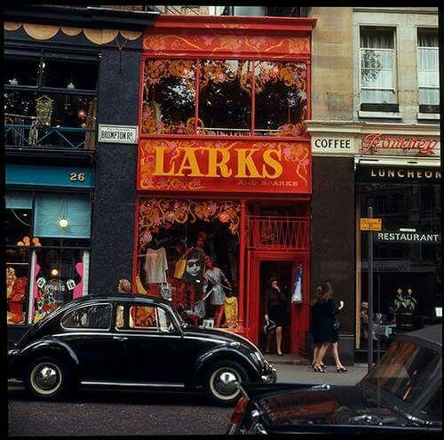 Swinging london town apologise