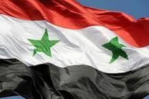 Resultado de imagen para bandera de siria