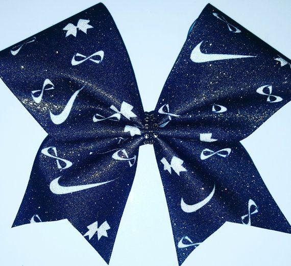 At BOWCASIONS we design BIG cheer style, cute, fun, high-quality, individual, team, practice & competition bows at affordable prices. ♥ Bows are made on 3 base grosgrain ribbon and measures approximately 7 1/2 - 8 inches wide. ♥ Bows are bright in color, and also made with high quality /