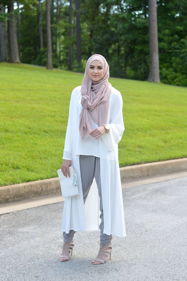 Fabulous collection of Leena Asad hijab and abaya fashion designs ideas  (11)