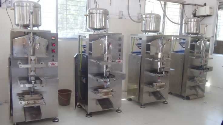 used pouch packing machine for sale