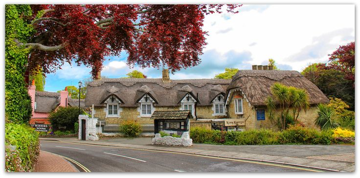 Shanklin Old Village Isle Of Wight | von richardgregory48