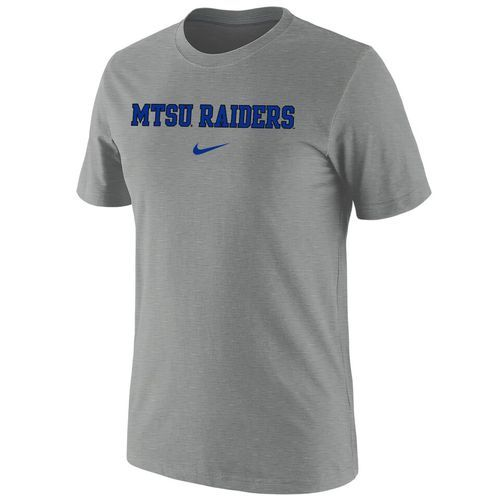 Nike™ Men's Middle Tennessee State University Cotton Short Sleeve T-shirt