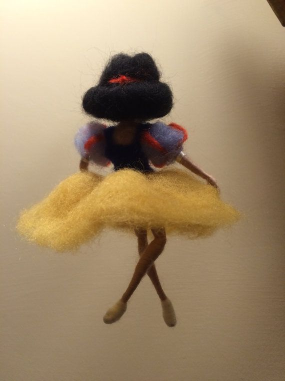 All children love Disney characters. They are bright, elegant, popular ... For Christmas it might be a nice gift for children. This Snow White I have