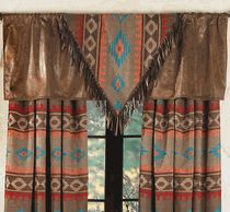 Western Decor web site … Western Window Treatments