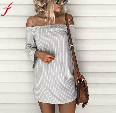 Casual heat wave dress