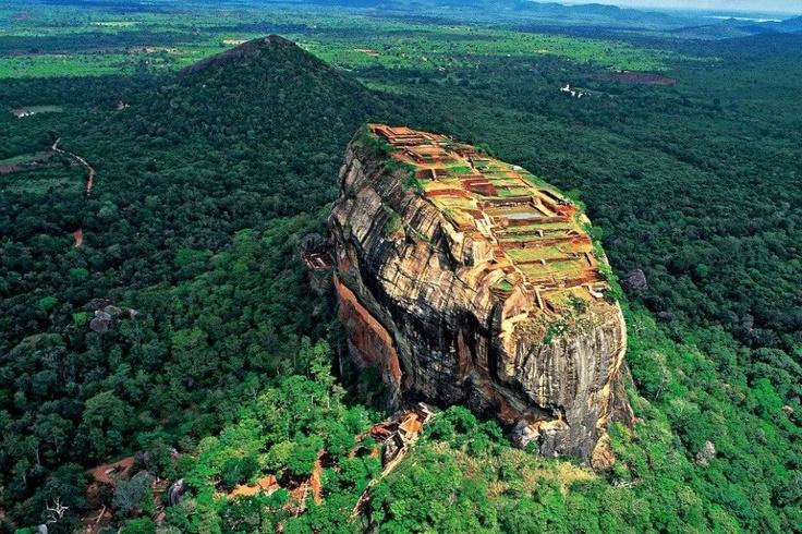 Lion rock, Senegal.